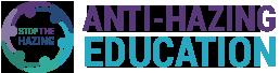 Anti-Hazing Education Logo