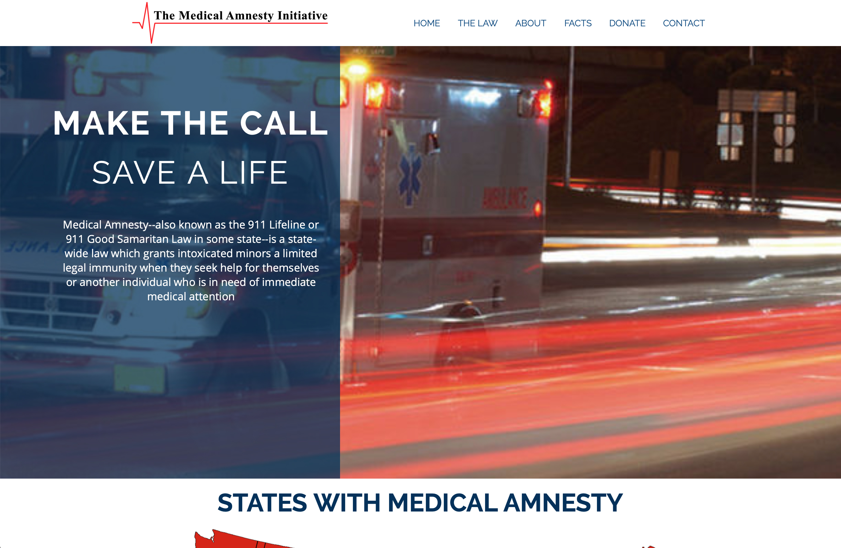The Medical Amnesty Initiative